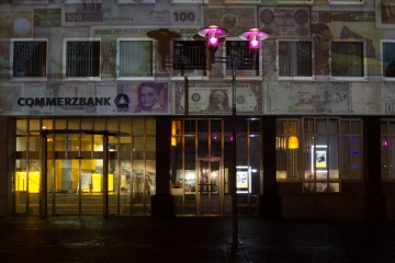 Recklinghausen leuchtet 2013 - Commerzbank
