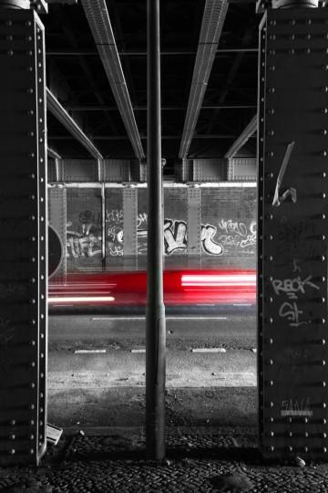 Unterführung am Ostbahnhof