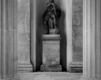 Skulptur am Brandenburger Tor