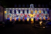 Recklinghausen leuchtet 2013 - Die Engelsburg - 01