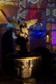 Recklinghausen leuchtet 2013 - Die Engelsburg - 04