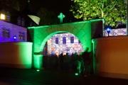 Recklinghausen leuchtet 2013 - Die Engelsburg - 08