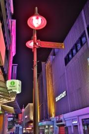 Recklinghausen leuchtet 2015 - HDR - Info - Point