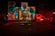 RE Leuchtet 2016 - Clubraum