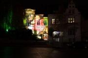 Recklinhausen Leuchtet 2016 - Frau Holle